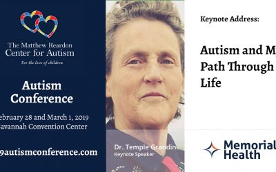 Dr. Temple Grandin Speaks at 2019 Autism Conference