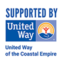 Supported by United Way of the Coastal Empire