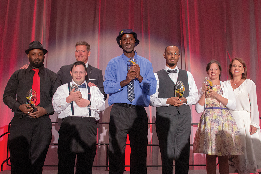 An Evening Celebrating Champions, Abilities and Possibilities